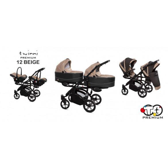 Baby Active Twinni Iker Babakocsi (barna)