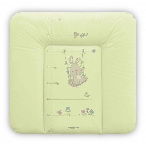 BabyPoint C3 Puha Pelenkázólap (zöld)