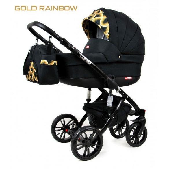 LUMIO Multifunkciós Babakocsi (gold rainbow)