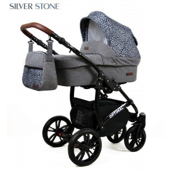 Optimal Symbi Multifunkciós Babakocsi (Silver Stone)