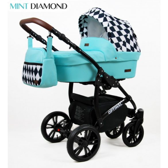 Optimal Symbi Multifunkciós Babakocsi (mint diamond)