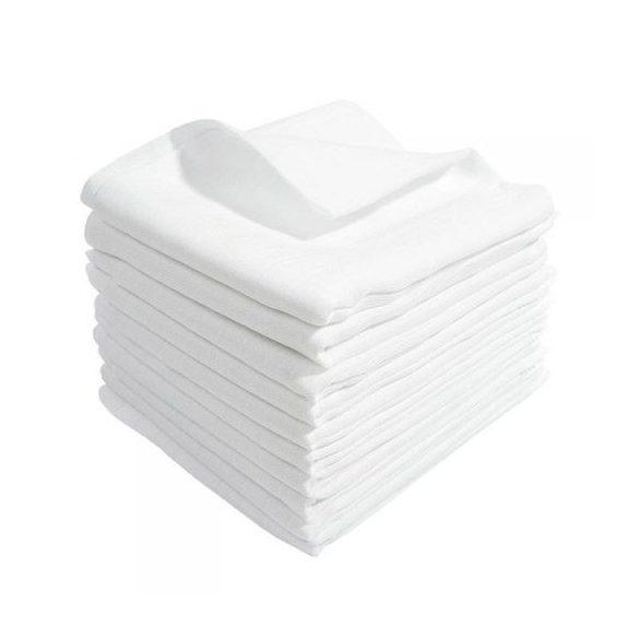 Textilpelenka (fehér)