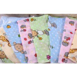 Textilpelenka (mintás)