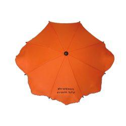Napernyő Babakocsira UV-szűrős (narancs)
