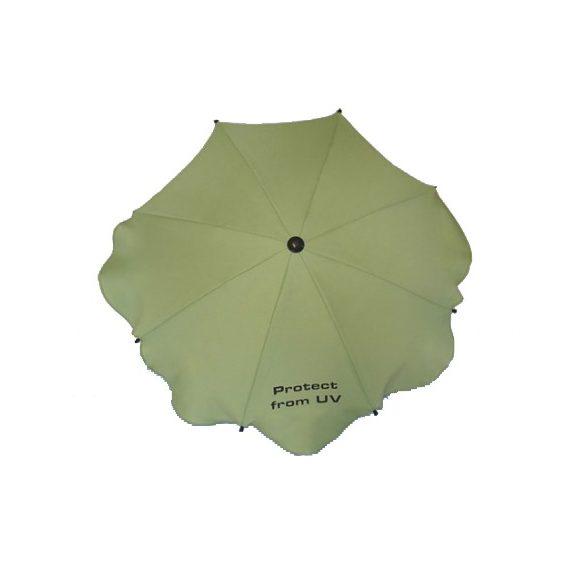 Napernyő Babakocsira UV-szűrős (zöld)
