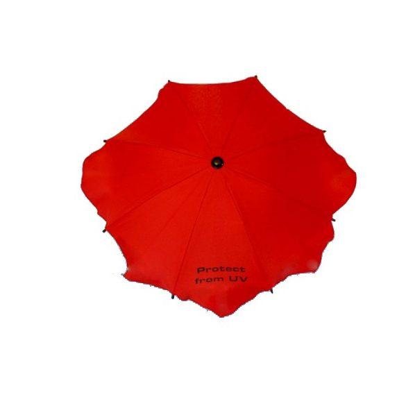 Napernyő Babakocsira UV-szűrős (piros)