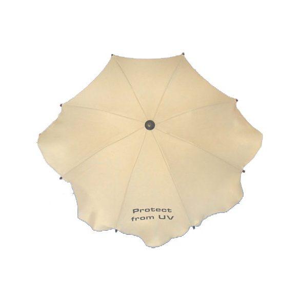 Napernyő Babakocsira UV-szűrős (világos bézs)
