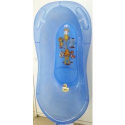 Zsiráfos Áttetsző Babafürdető Kád (kék)